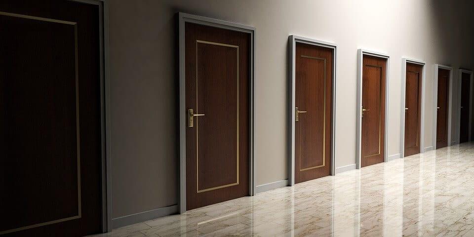 puertas de seguridad leganes