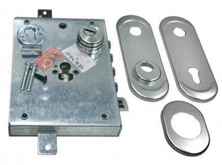 cerradura cilindro dierre